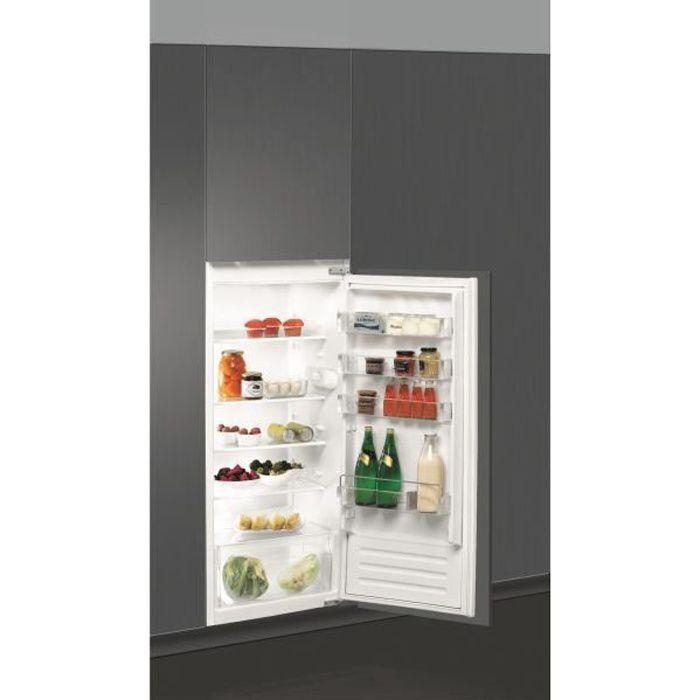 Réfrigérateur intégrable 1 porte Tout utile WHI…