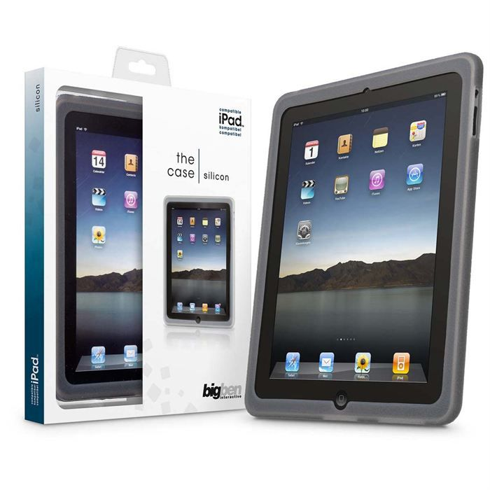 Ipad housse de protection fume ipad achat vente housse for Housse protection ipad