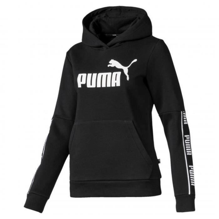 sweat shirt femme puma