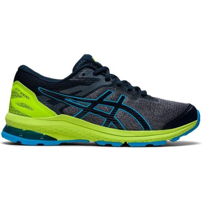 Chaussures de running enfant Asics Gt-1000 10 Gs - Cdiscount Sport