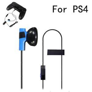 CASQUE RÉALITÉ VIRTUELLE Casque d'écouteur Gaming Headset w / MIC pour Sony