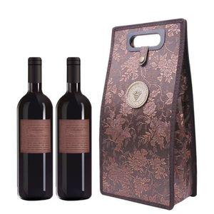 COFFRET CADEAU VIN Sacs de vin de vin Coffrets cadeaux vin rouge Plia