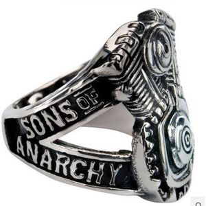 Bague sons of anarchy pas cher