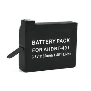 BATTERIE APPAREIL PHOTO Batterie pour GoPro Hero 4