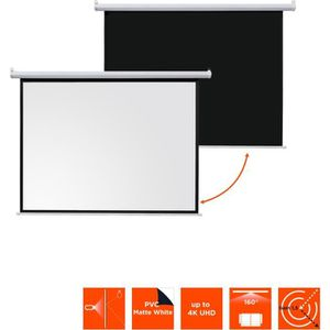 ECRAN DE PROJECTION Ecran de projection motorise ivolum 200 x 200 cm