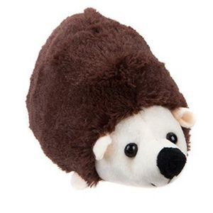 PELUCHE Kamparo jouet en peluche hérisson 19 cm brun junio