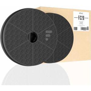 FILTRE POUR HOTTE FC20 - filtre à charbon compatible hotte Beko HCA9