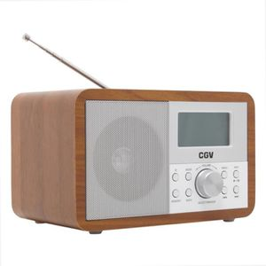 Radio réveil Radio internet CGV internet DR 25i