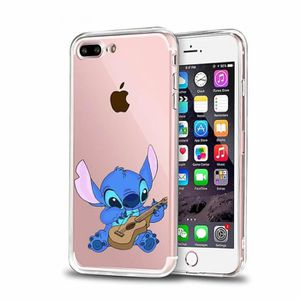 coque iphone 6 stitch rose