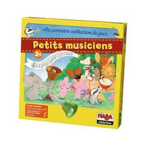 JEU SOCIÉTÉ - PLATEAU Haba - Petits musiciens