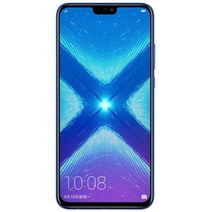 SMARTPHONE HONOR 8X 6+128Go 6.5Pouces 4G 3750mAh Bleu