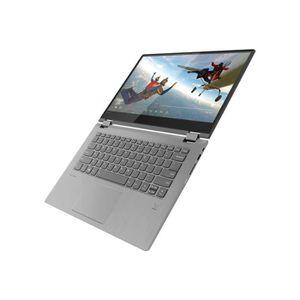 """Achat PC Portable Lenovo Yoga 530-14ARR 81H9 Conception inclinable Ryzen 3 2200U - 2.5 GHz Win 10 Familiale 64 bits 4 Go RAM 128 Go SSD NVMe 14""""… pas cher"""