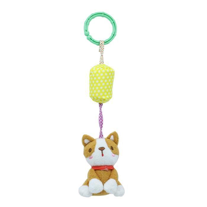 Cartoon Wind Bell Animal Hanging Enfants Jouet Bébé Poussette Pendentif Carillon Vent pour MONTRE BRACELET
