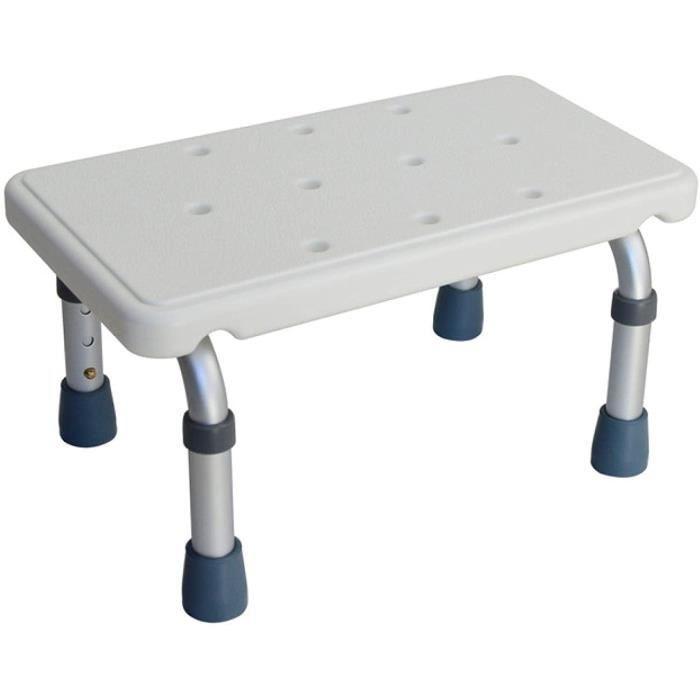 Tabouret de Douche Tabouret de Salle de Bain Personnes ges Enceinte Enfant handicap Baignoire Chaise de Douche Banc de Campin[294]