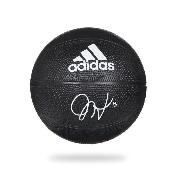 ADIDAS Ballon de basketball HARDEN MINI BALL - Noir/Blanc