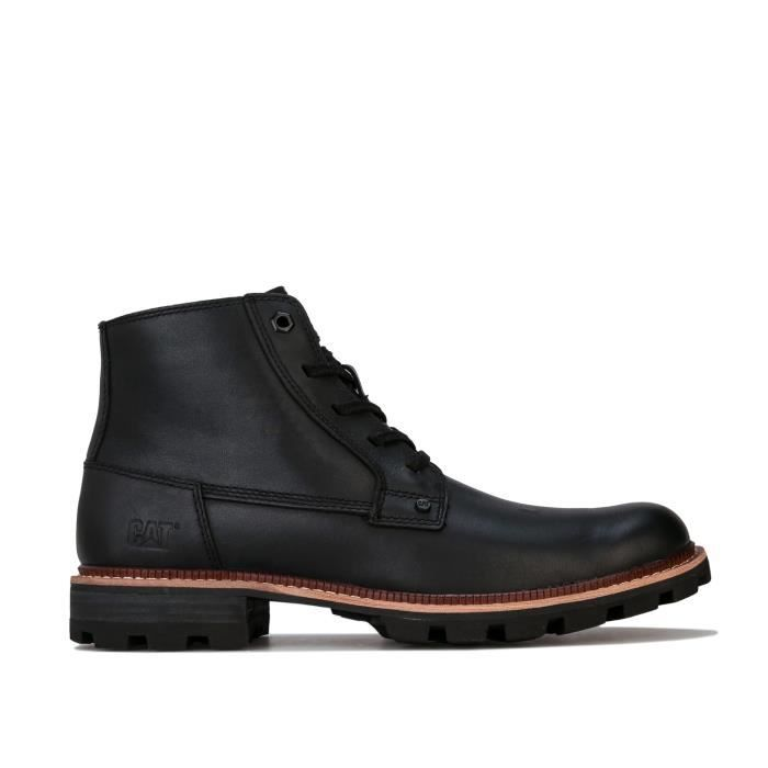 Caterpillar Boots Wayward Waterproof Noir Homme