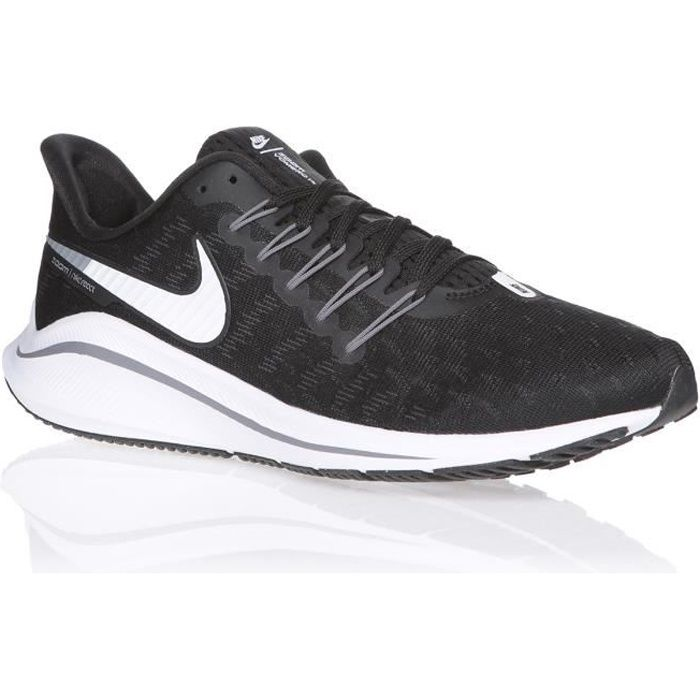 NIKE Baskets Air Zoom Vomero 14 Noir/Blanc