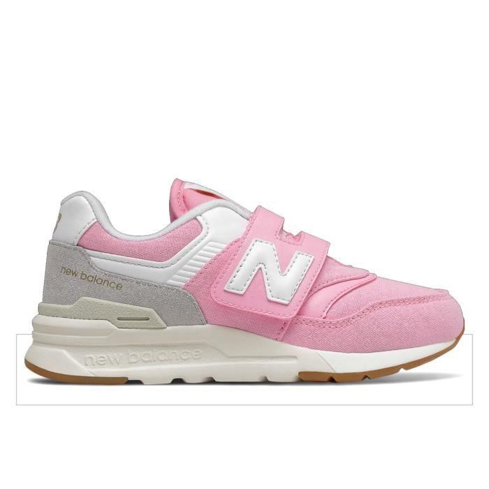 Chaussures de lifestyle enfant New Balance 997h - pink lemonade - 32