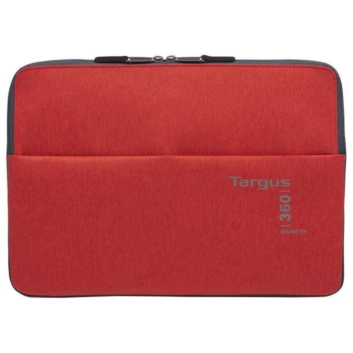 TARGUS Sacoche pour ordinateur portable 360 Housse 13 - 14- - Flamme écarlate