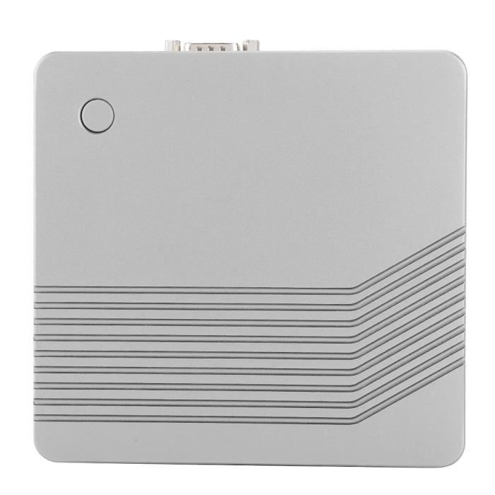 UNITÉ CENTRALE  Mini PC Ordinateur de bureau multimédia intégré po