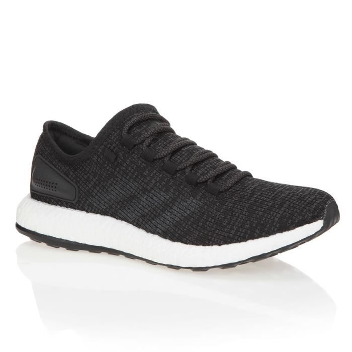 reputable site b600f 5158a ADIDAS Chaussures de Running Pure Boost Homme