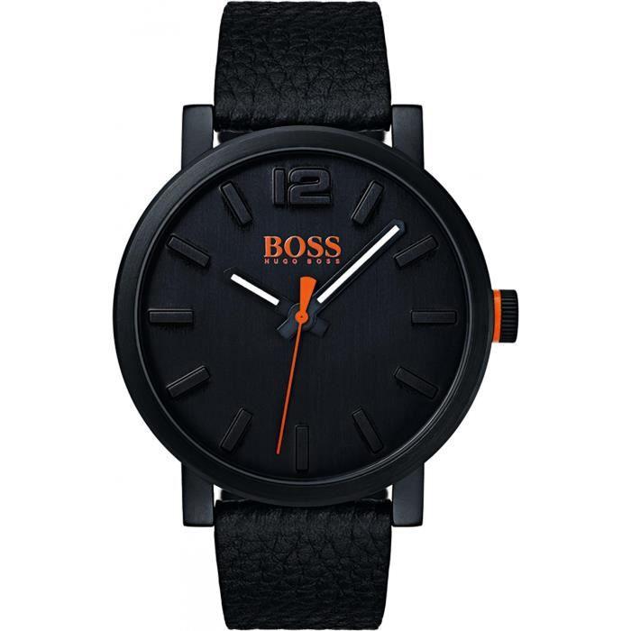 MONTRE BOSS ORANGE Montre bracelet Homme 1550038 - Acier