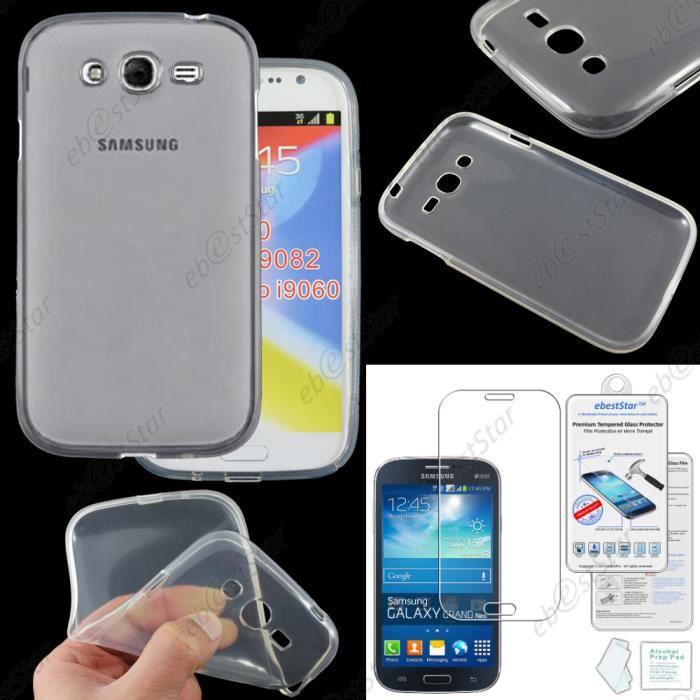 Coque Silicone Samsung Galaxy Grand Plus GT-i9060I