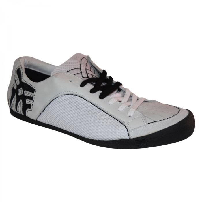 samples shoes FENCHURCH FENMESH WHITE MEN