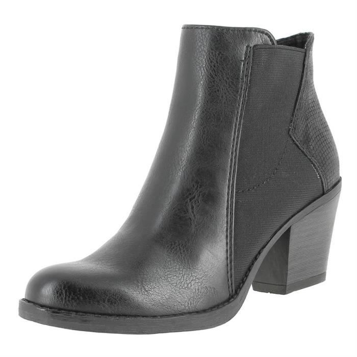bottines / low boots 25314 femme marco tozzi 25314