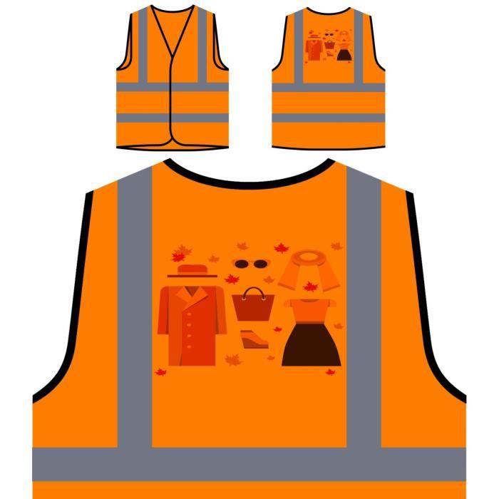 Nouveau Homme Hi Vis Viz Réfléchissant Visibilité Sweat à Capuche Fermeture Éclair Polaire Travail Sweat à Capuche Veste
