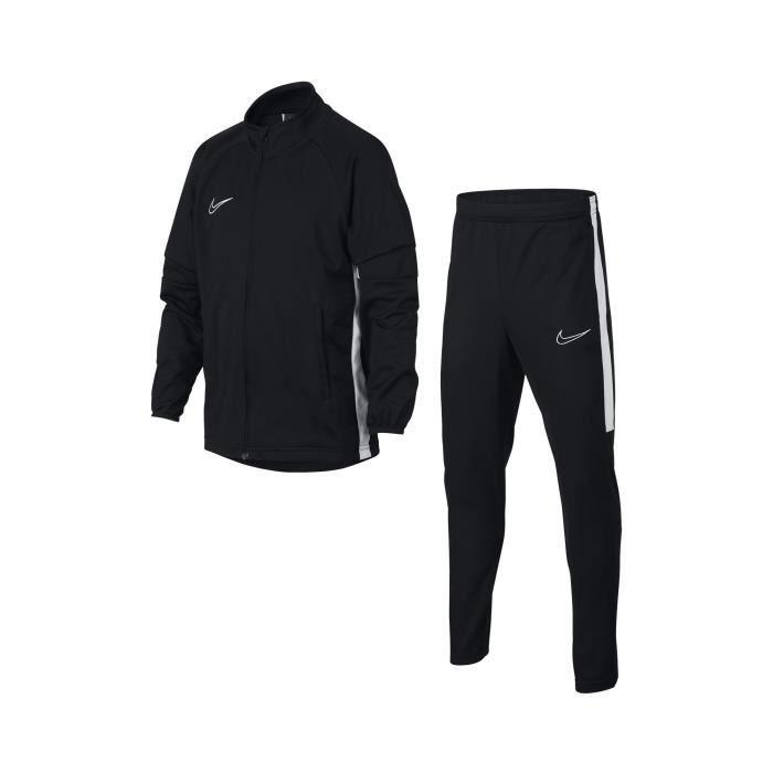 SURVÊTEMENT Survêtement Nike Academy Noir Junior