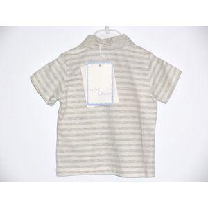 Larkwood Rose p/âle Polo 100/% coton B/éb/é et enfant unisexe 0-6 mois