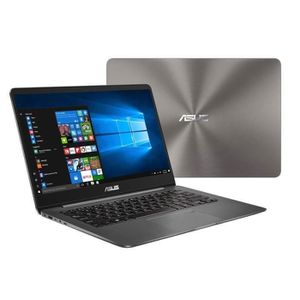 ASUS Ordinateur Ultrabook ZenBook UX430UA-GV595T - 14 pouces FHD - Core i7-8550U - RAM 8 Go - Stockage 256 Go - Windows 10