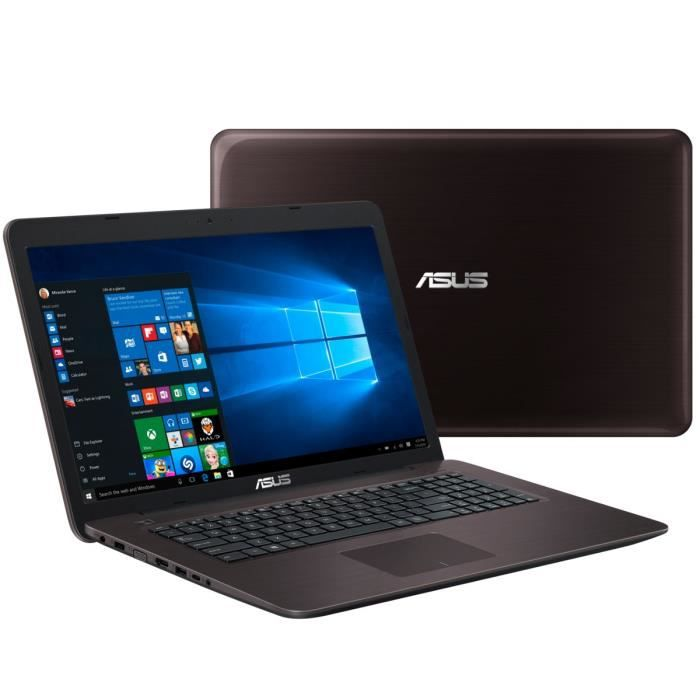 asus pc portable gamer x756ux t4089t 17 3 4go de ram. Black Bedroom Furniture Sets. Home Design Ideas