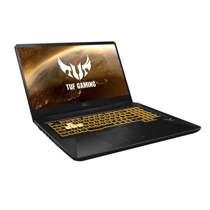 "ORDINATEUR PORTABLE PC Portable Gamer - ASUS TUF705DD-AU089T2- 17,3""FH"