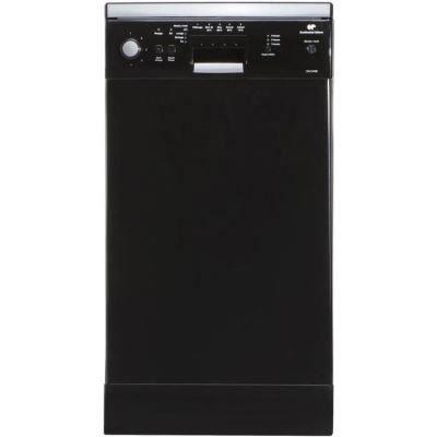 CONTINENTAL EDISON CELV1048B8 - Lave vaisselle posable - 10 couverts - 48 dB - A+ - Larg 45 cm - Noir