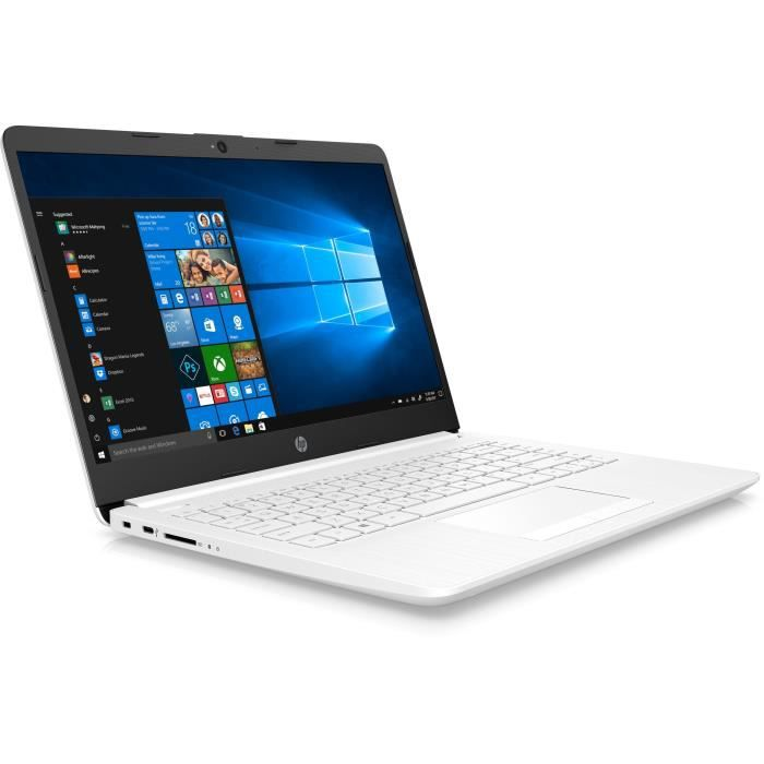 HP PC Portable 14-cf0038nf - 14\