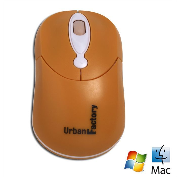 Urban Factory Crazy Mouse Orange