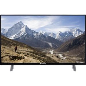 Téléviseur LED CONTINENTAL EDISON TV 4K UHD 108cm(43'') - SMART T