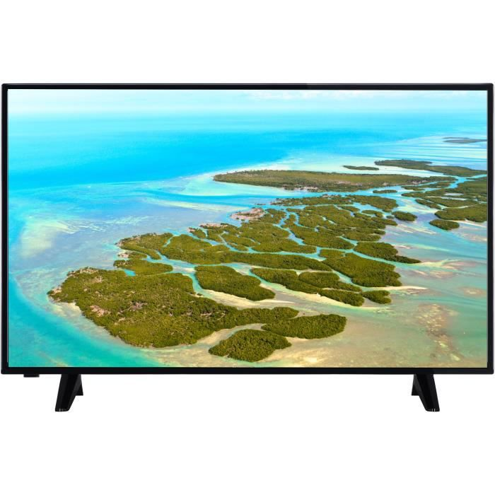 "Téléviseur LED CONTINENTAL EDISON TV LED FULL HD 98 cm (39"") - 2"