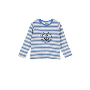 newest caa73 64b59 PYJAMA LITTLE MARCEL Pyjalong Bleu Enfant Garçon