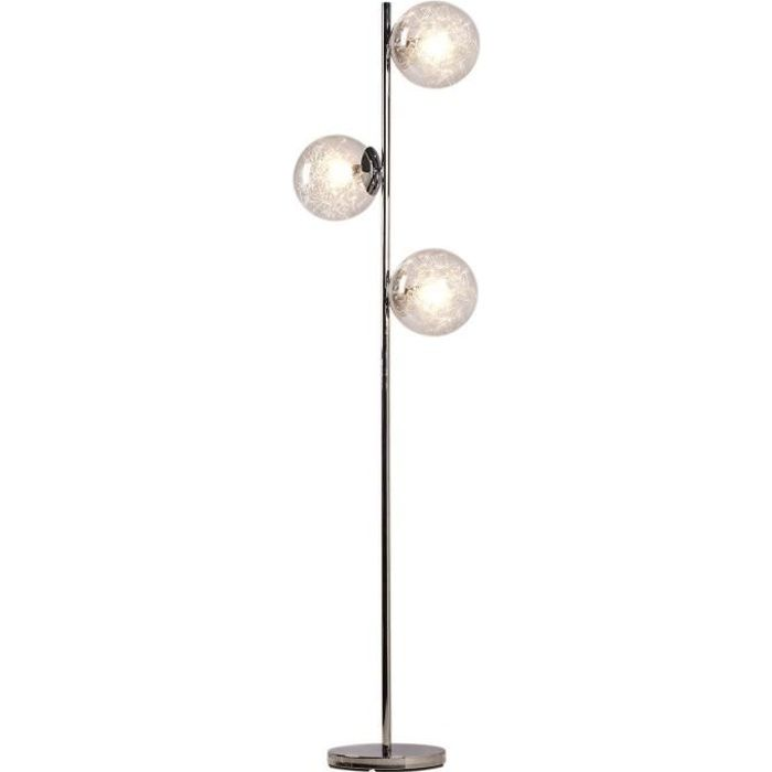lampadaire 3 boules. Black Bedroom Furniture Sets. Home Design Ideas