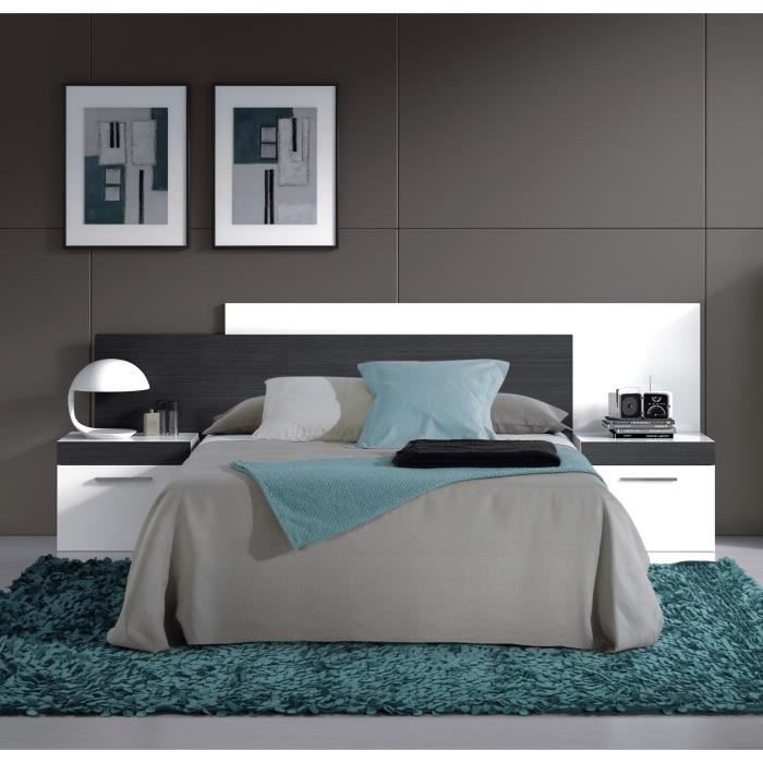 next t te de lit adulte chevets achat vente t te de. Black Bedroom Furniture Sets. Home Design Ideas