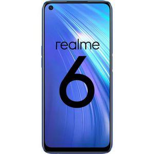 SMARTPHONE REALME 6 Comet blue 128 Go - RAM 8 Go
