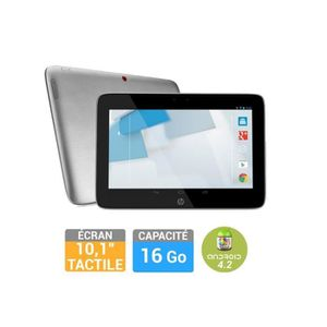TABLETTE TACTILE HP SLATE 10 HD Gris