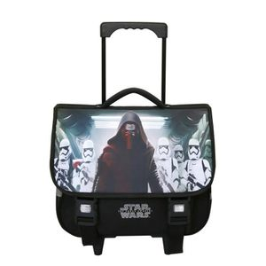 cartable a roulette star wars achat vente cartable a roulette star wars pas cher cdiscount. Black Bedroom Furniture Sets. Home Design Ideas