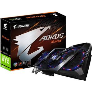 CARTE GRAPHIQUE INTERNE Gigabyte Carte Graphique Nvidia GeFroce RTX 2070 A