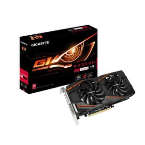 CARTE GRAPHIQUE INTERNE Gigabyte Carte graphique AMD Radeon RX 480 G1 Gami