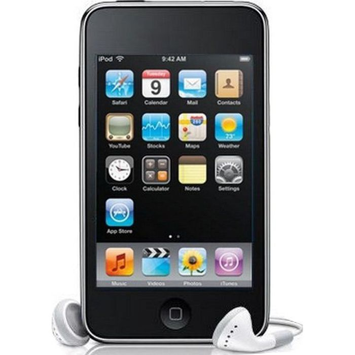 apple ipod touch 8 go lecteur mp4 avis et prix pas cher. Black Bedroom Furniture Sets. Home Design Ideas
