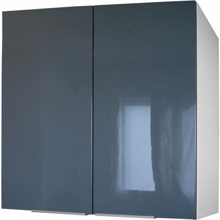 Meuble cuisine gris anthracite ikea with meuble cuisine for Peinture meuble gris anthracite